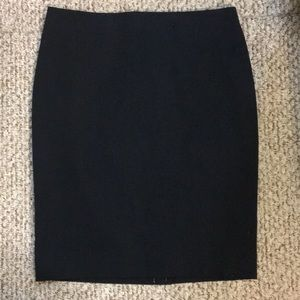 Brand new pencil skirt Ann Taylor size 8 black